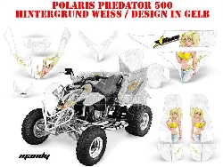 Mandy für Polaris Quads