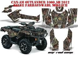 Real Camo Designs für CAN-AM ATV