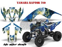 Iron Maiden für Yamaha Quads