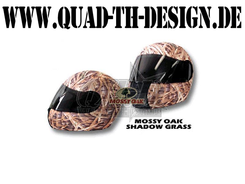 Helm bezug mossy oak shadow grass lagerware ebay for Design artikel