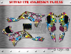FOX Shift D1251 und D1714 für Suzuki Quads