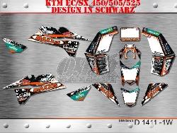 HMF Maxxis D1411 für KTM Quads