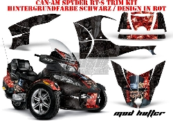 2. AMR Designs für die CAN-AM Spyder RT & RT-S Trim Kit