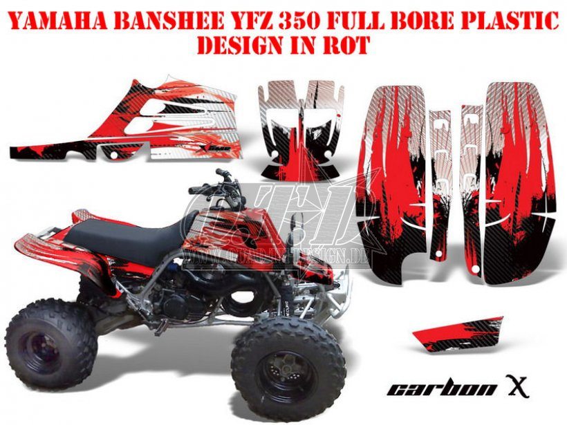 Yamaha Banshee Colors By Year